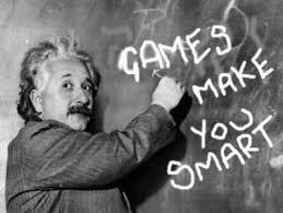 einstein, habilidades, inteligência, 5 habilidades que você pode desenvolver jogando video game, psicólogo online, terapia online