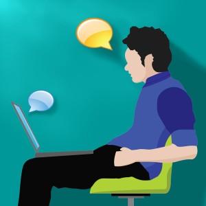 o poder da palavra, pnl, linguagem possibilitadora, psicólogo online, terapia online, video chamada